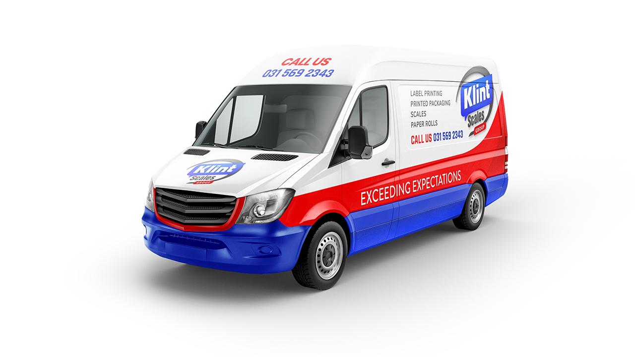 Klint Scales Vehicle Branding