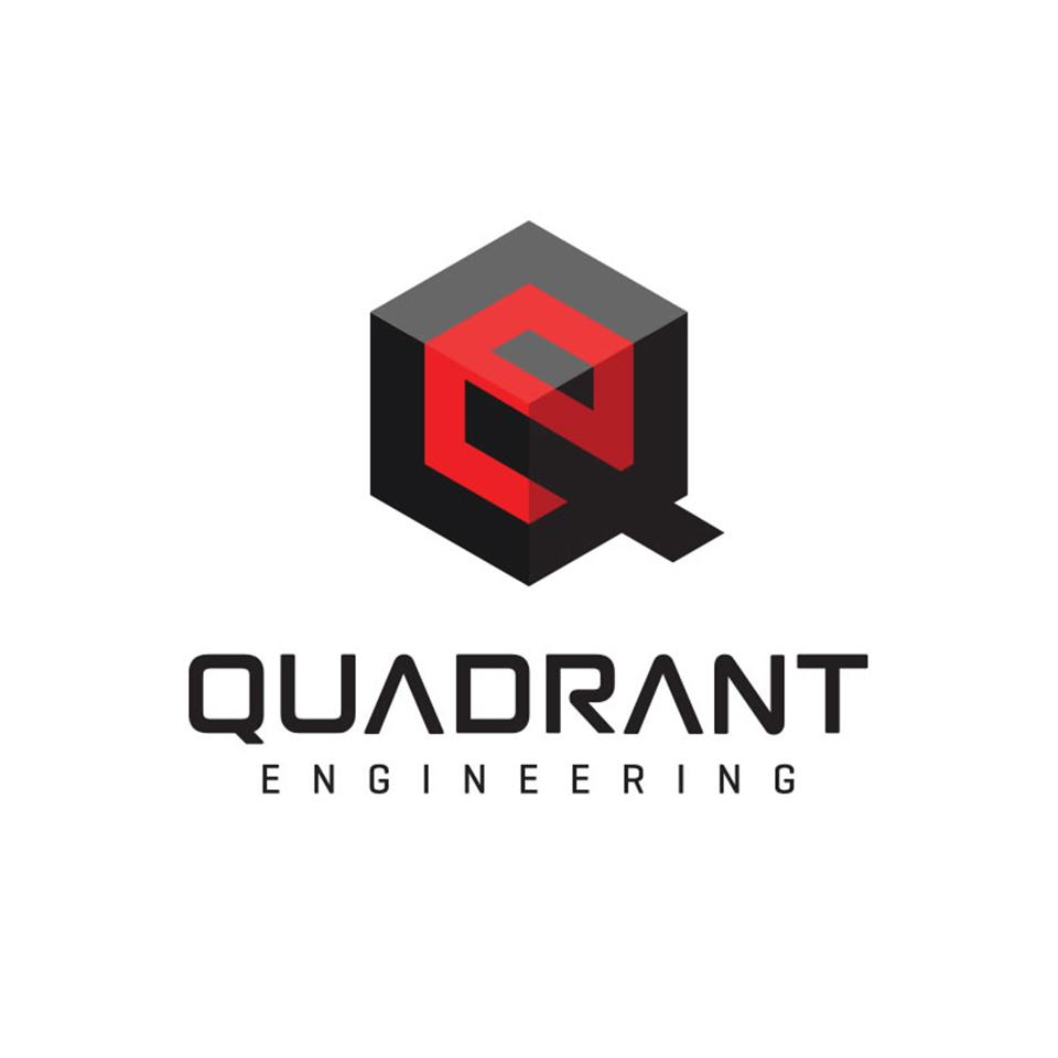 Quadrant Engineering Official Logo Design